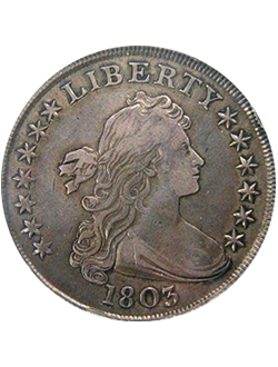 Cent, Draped Bust (1796-1807)