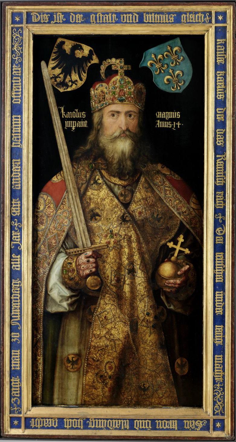 Carol cel Mare (768-814)