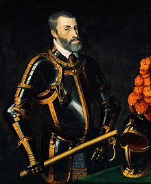 Kingdom of Naples - Charles V (1516-1554)