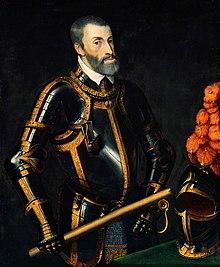 Regatul Neapolelui - Carol Quintul (1516-1554)