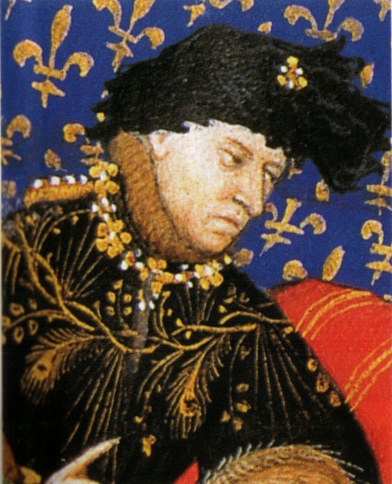 Carol al VI-lea (1380-1422)