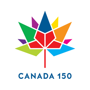 Comemorative 150th anniversary of Canada