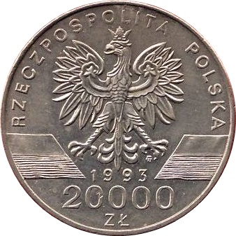Commemorative - 1993