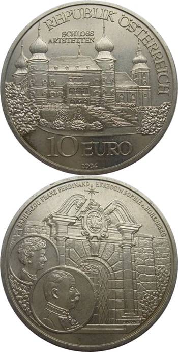 Commemorative - 1999-2019 (EURO)