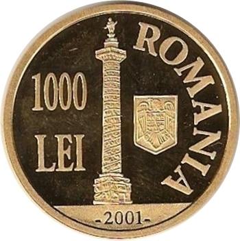 Commemorative - 2001