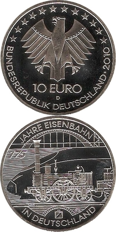 Commemorative Euro 2002-