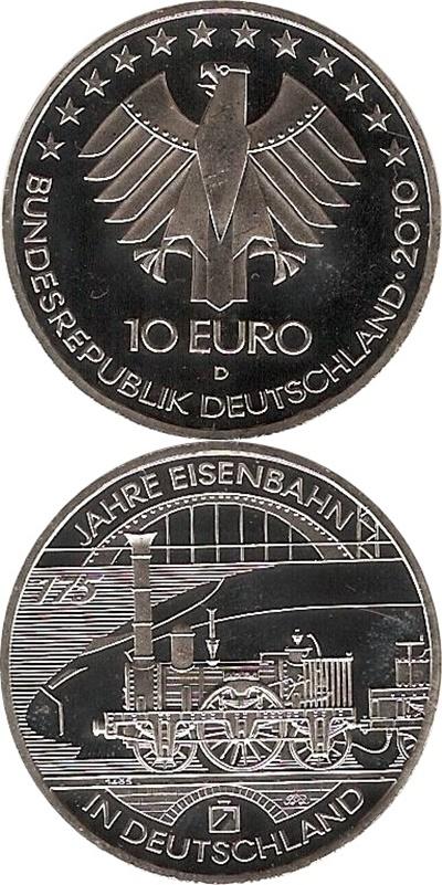 Euro comemorative 2002-