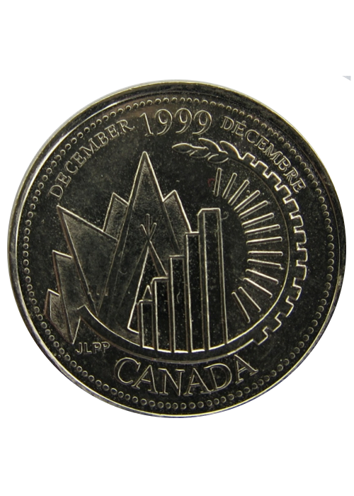 Commemorative - Millennium (1999-2000)