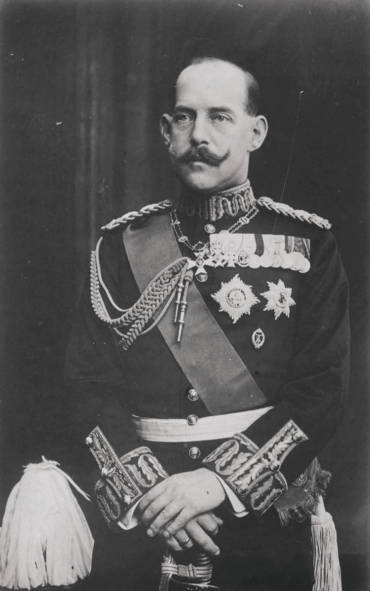 Constantine I (1920-1922)