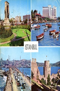Constantinople / Istanbul