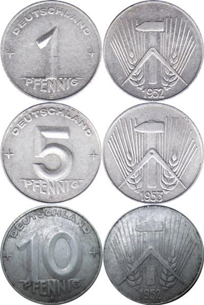 Republică Democrată - 1952-1953