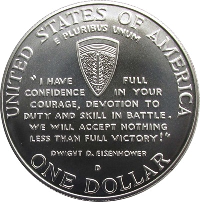 Dollar, Commemorative 1983-2019