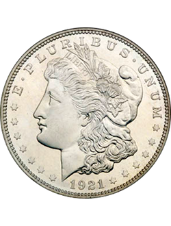 Dollar, Morgan (1878-1921)