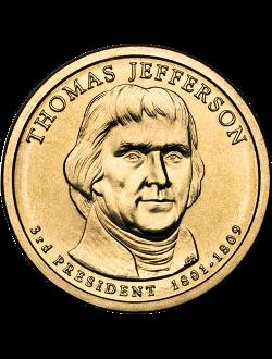 Dollar, Seria Prezidentiala (2007-prezent)