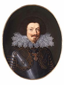 Duchy of Nevers & Rethel - Charles Gonzaga (1601-1637)