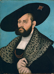 Duchy of Prussia - Albert (1525-1568)