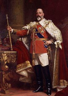 Edward VII (1901-1910)