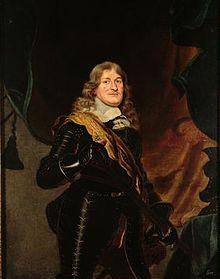 Electorate of Brandenburg - Friedrich Wilhelm (1640-1688)