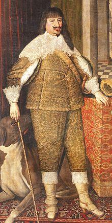 Electorate of Brandenburg - Georg Wilhelm (1619-1640)