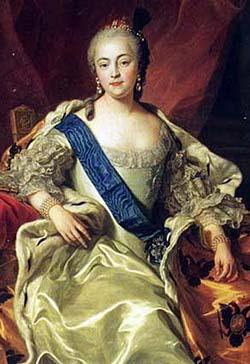 Elizabeth (1741-1762)