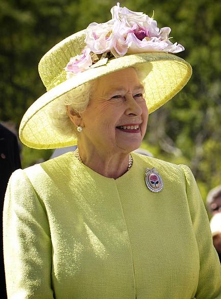 Elizabeth II (1952-present)