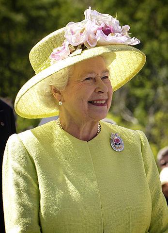 Elizabeta a II-a (1953-prezent)
