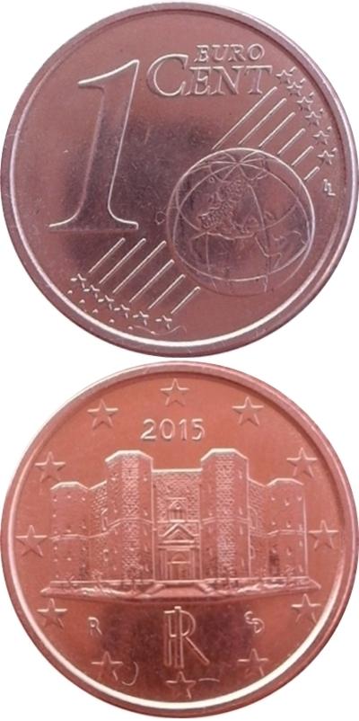 Euro (2002 - ) - 1 Euro Cent
