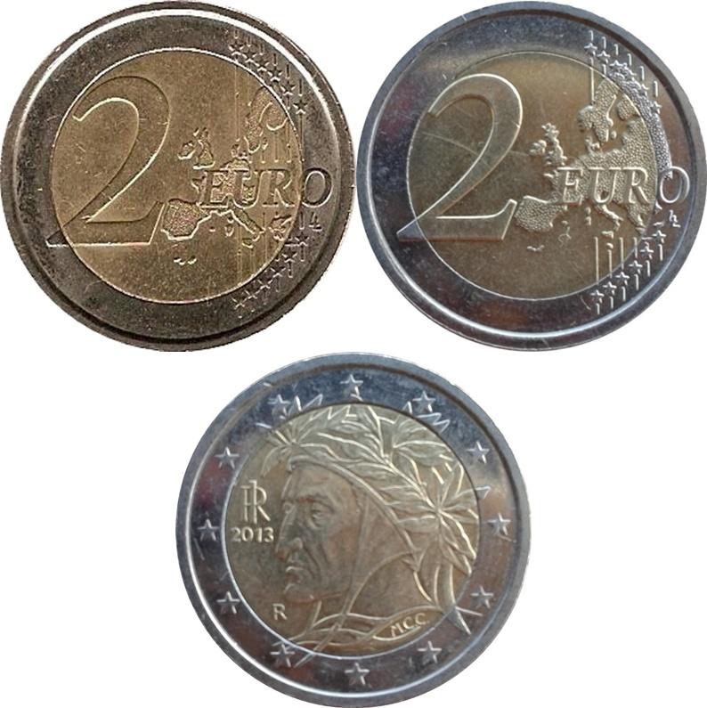 Euro (2002 - ) - 2 Euro