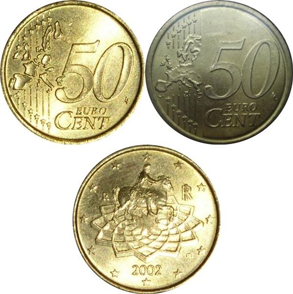 Euro (2002 - ) - 50 Euro Cent