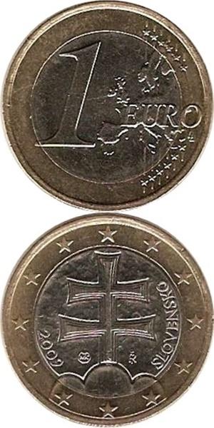 Euro (2009 - ) - 1 Euro