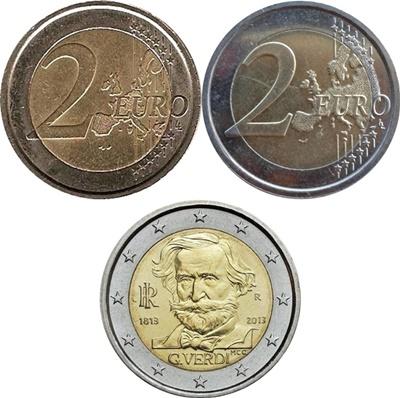 Euro - Comemorative (2002-prezent)