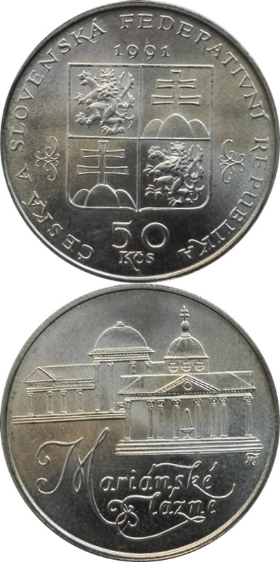 Federative Republic - Commemorative 1990-1993