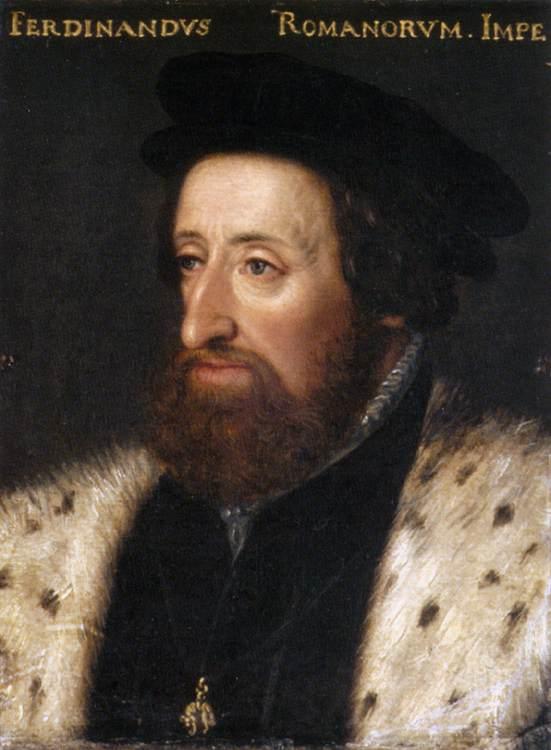 Ferdinand I (1526-1564)