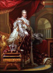 Carol al X-lea (1824-1830)