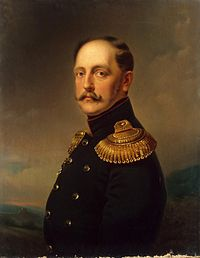 Nicholas I of Russia (1825-1855)
