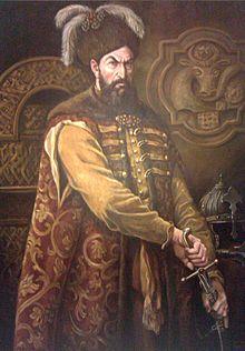Ioan Voda cel Cumplit (1572-1574)