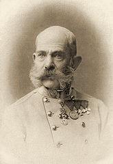 Franz Josef I (1848-1916)