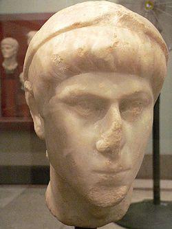 Constanţiu al II-lea (Constantinus Flavius Iulius) (337-361)