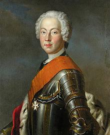 Brandenburg-Bayreuth - Friedrich (1735-1763)