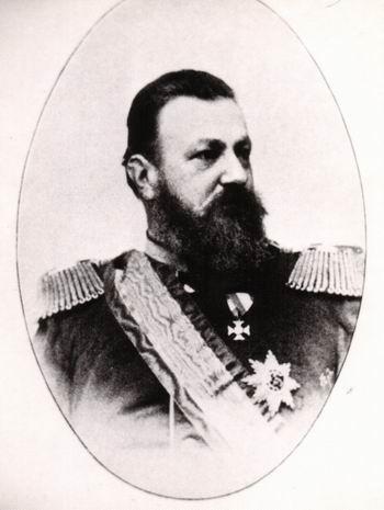 Principality Reuss Obergreiz - Heinrich XXII (1859-1902)