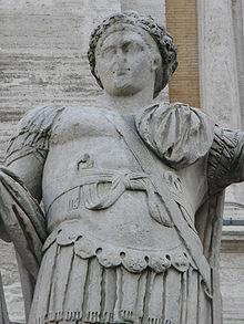 Constantine II (Flavius Claudius Constantinus) (337-340)