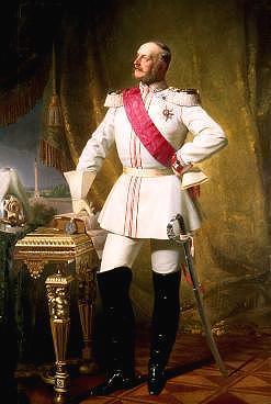 Kingdom of Hannover - George V (1851-1866)