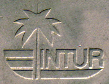 INTUR, visitor s coinage (1981-1989)
