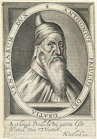 Venice - Antonio Priuli (1618-1623)