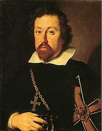 Teutonic Order - Maximilian III, Archduke of Austria (1585-1618)