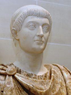 Constans (Flavius Julius Constans) (337-350)