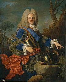 Filip al V-lea (1700-1724)