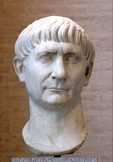 Trajan (Marcus Ulpius Nerva Traianus Augustus) (98-117)