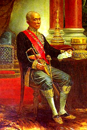 "Rama IV (Phra Chom Klao ""Mongkut"")  (1851-1868)"