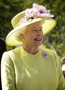 Elizabeta a II-a (1974-prezent)